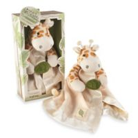 Baby Aspen Jakka the Giraffe Little Expeditions Plush Rattle Lovie