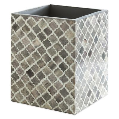 Buy elegant waste baskets from bed bath beyond - Elegant wastebasket ...