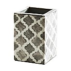 Kassatex Marrakesh Real Bone Tumbler in Grey