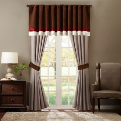 Kayden Window Curtain Panel Pair