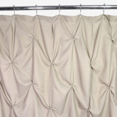 Buy White Linen Curtains From Bed Bath Beyond