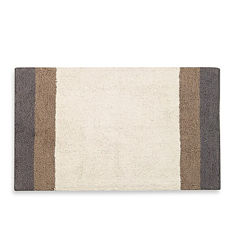 Baltic Linen Strata Turkish Cotton Loop Bath Rug