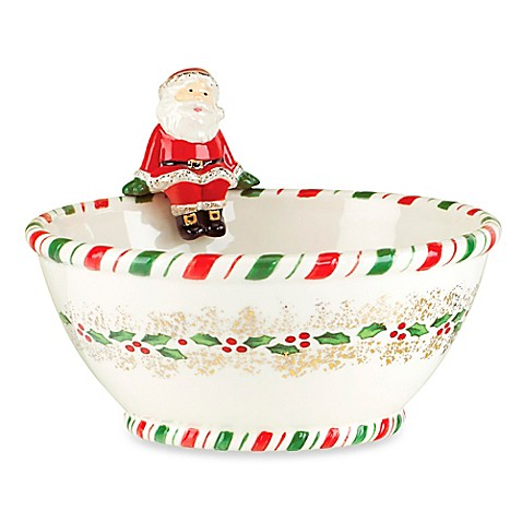 Kathy Ireland Home® by Gorham Once Upon a Christmas Candy Bowl  sc 1 st  Bed Bath \u0026 Beyond & Kathy Ireland Home® by Gorham Once Upon a Christmas Candy Bowl - Bed ...