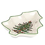Spode® Christmas Tree Tree-Shaped Serving Dish
