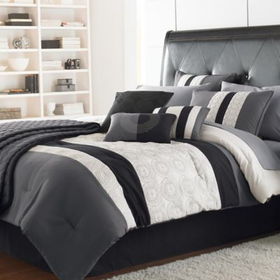sets plans buy grey designer black dark size home pro to beyond comforter bed light king crack and regard queen from with gray bath