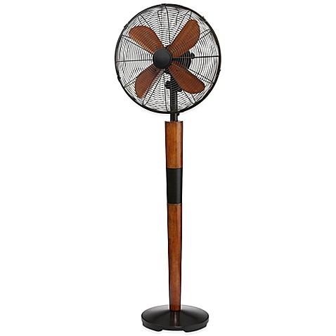 Deco breeze legacy 16 inch standing floor fan bed bath for 16 floor fan