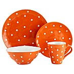 Maxwell & Williams™ Sprinkle Dinnerware Collection in Orange
