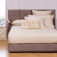 Howard Elliott® Coco Queen Bed and Headboard Kit in Slate