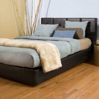 Howard Elliott® Avanti King Bed and Headboard Kit in Black