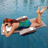 Super Soft® Adjustable Pool Recliner in Bronze