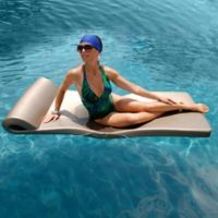 Ultra Pool Float in Bronze