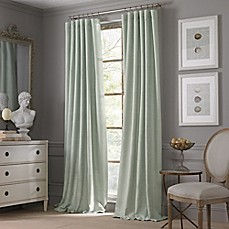 Valeron Estate Cotton Linen Window Curtain Panel