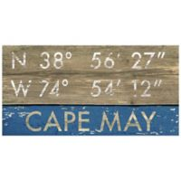 Cape May Framed Art