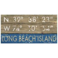 Long Beach Island Framed Art
