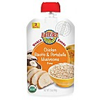 Earth's Best® Organic 3.5 oz. Chicken Risotto & Portabella Mushrooms World Foods Puree