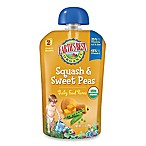Earth's Best® Organic 3.5 oz. Squash & Sweet Peas Baby Food Puree