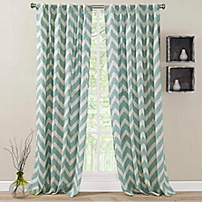 Zigami Rod Pocket Back Tab Window Curtain Panel