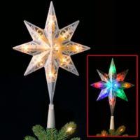National Tree Pre Lit 11 Bethlehem Star Topper