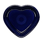 Fiesta® Medium Heart Bowl in Cobalt Blue