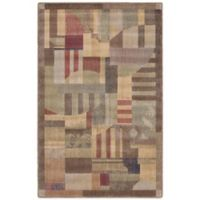 Nourison Somerset 3-Foot 6-Inch x 5-Foot 6-Inch Rug in Multicolor