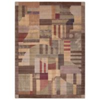 Nourison Somerset 7-Foot 9-Inch x 10-Foot 10-Inch Rug in Multicolor