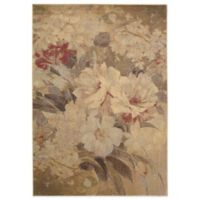 Nourison Somerset 5-Foot 3-Inch x 7-Foot 5-Inch ST83 Rug in Multicolor