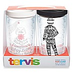 Tervis® Dress and Tuxedo 16 oz. Wrap Tumblers with Lids