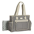 Carter's® Essence Diaper Bag in Grey