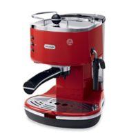 De'Longhi Pump ECO310R Icona Espresso Maker in Red