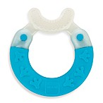 MAM Bite & Brush Teether in Blue
