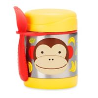 Skip Hop Zoo Insulated Food Jar - Monkey Multi