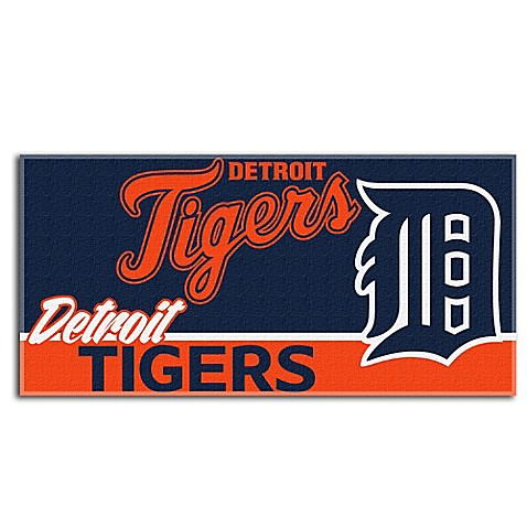 MLB Detroit Tigers Official Beach Towel - Bed Bath & Beyond