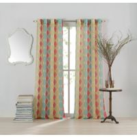 Anthology Cidy 108 Inch Window Curtain Panel