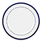 kate spade new york Charlotte Street™ West Dinner Plate in Indigo