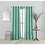 Anthology™ Sienna 84-Inch Window Curtain Panel in Blue