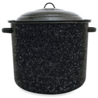 Columbian Home Products Granite Ware 34 qt. Stock Pot