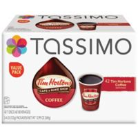 Tim Hortons™ 42-Count Coffee T DISCs Value Pack for Tassimo™ Beverage System
