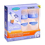 Lansinoh® Momma® 3-Pack 8 oz. Bottle with NaturalWave™ Nipple