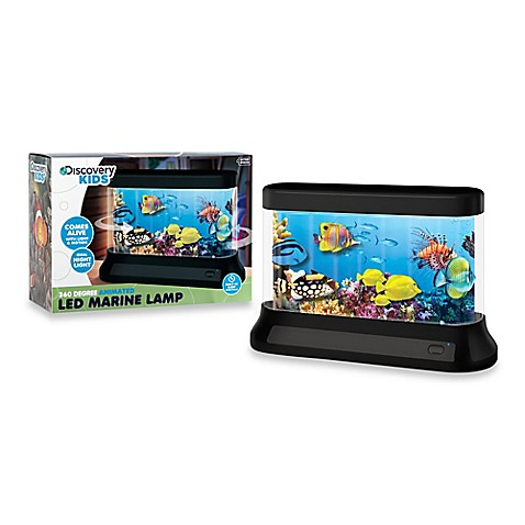 Discovery Kids™ Animated LED Marine Lamp