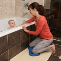BackJoy® Bath Kneeler in Sea Blue