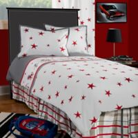 Rachel Kate Punk Rock Animal Boys Full Comforter Set