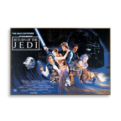Star Wars™ Episode VI Return of the Jedi Movie Poster Wall Décor