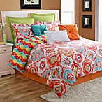 Fiesta® Ava Reversible Queen Comforter Set