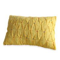 Fiesta® Estela Embroidered Dot Oblong Throw Pillow
