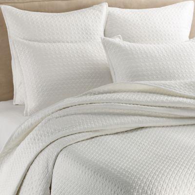 Vera Wang™ Double Diamond Standard Pillow Sham