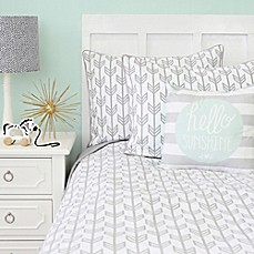 Caden Lane® Arrow Bedding Collection in Grey