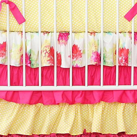 Caden Lane 174 Lemon Drop Crib Bedding Collection Bed Bath