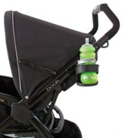 Peg Perego Universal Cup Holder in Charcoal