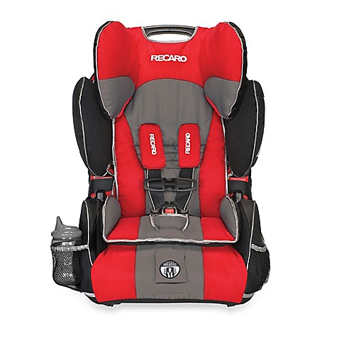Recaro® Performance Sport Booster Car Seat in Chili - buybuy BABY