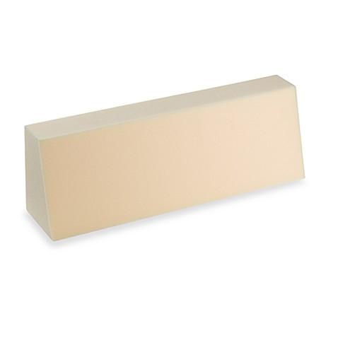 Foam Wedge Bolster Pillow Bed Bath Amp Beyond
